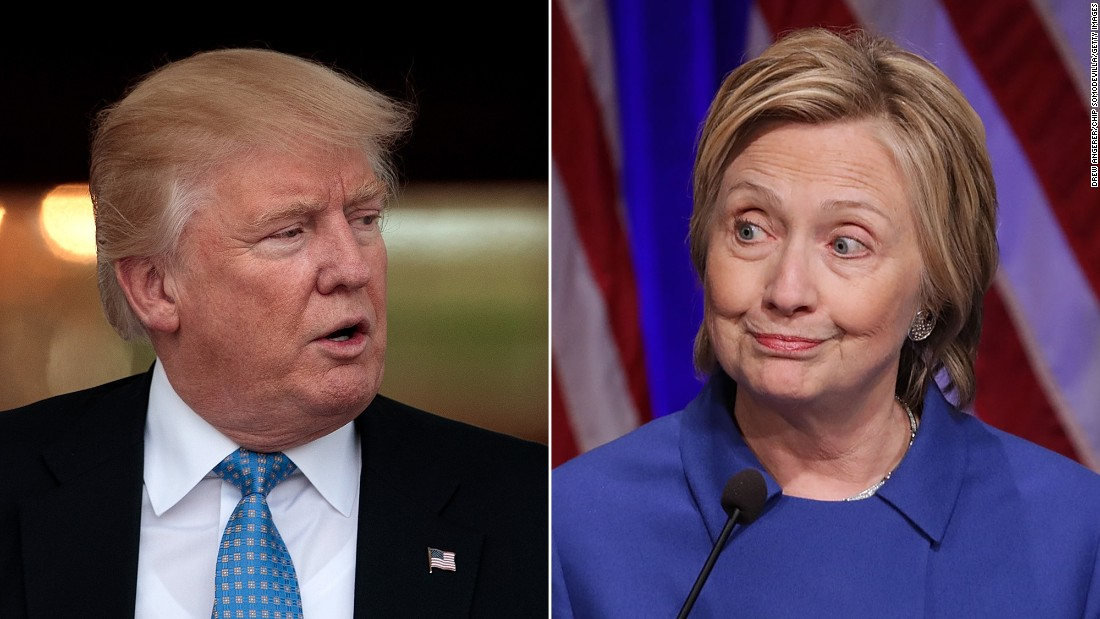 Trump: Hillary Clinton and Democratic Party 'colluded' against Sanders