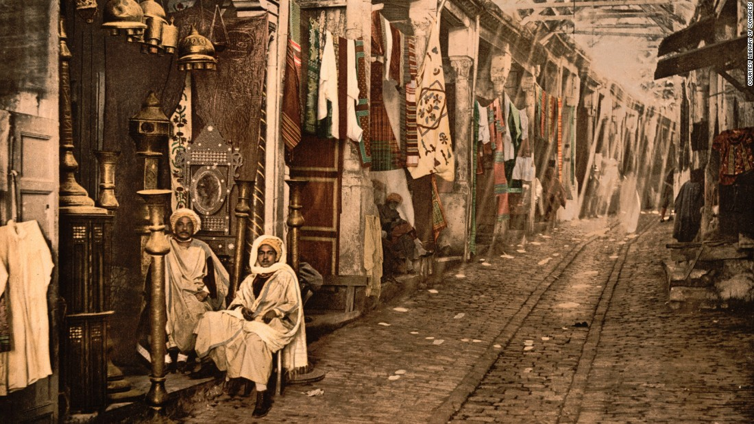 Glimpses of a lost North Africa