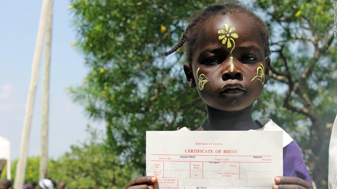 Start-up to register 230m 'ghost' children
