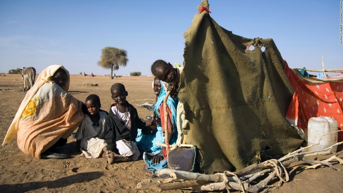 Famine in South Sudan: 4.9 million people need urgent help