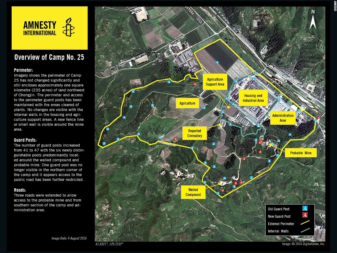 North Korean Prison Camps Are Real — and You'll Never Believe What Actually Happens