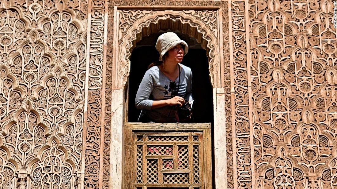 Morocco's ancient madrasas