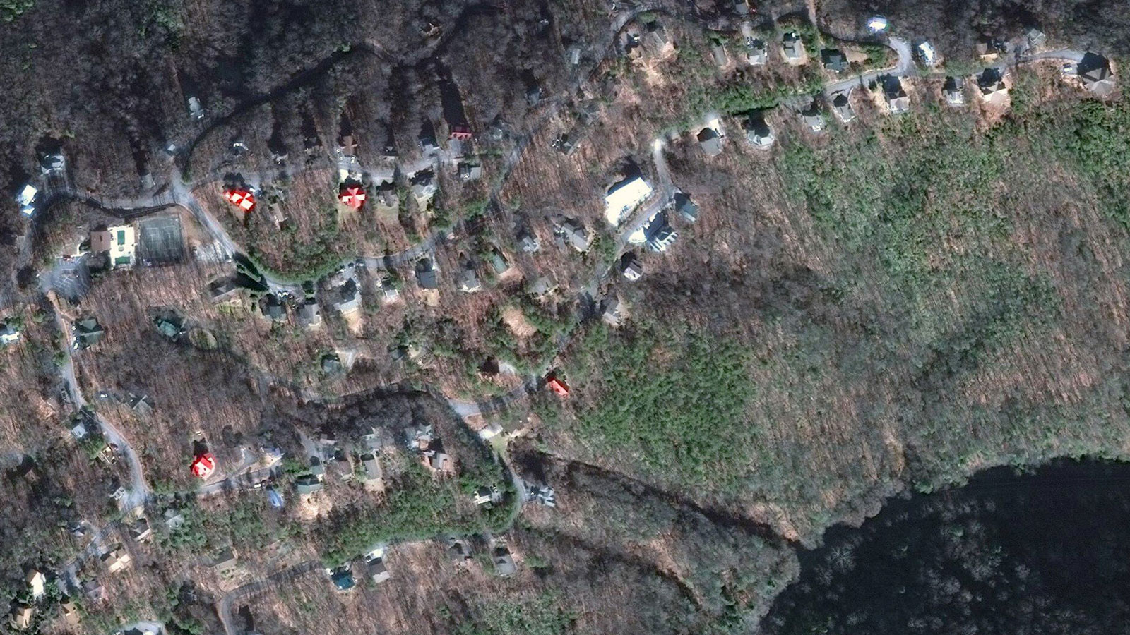 Gatlinburg Photos Before And After The Fire Cnn