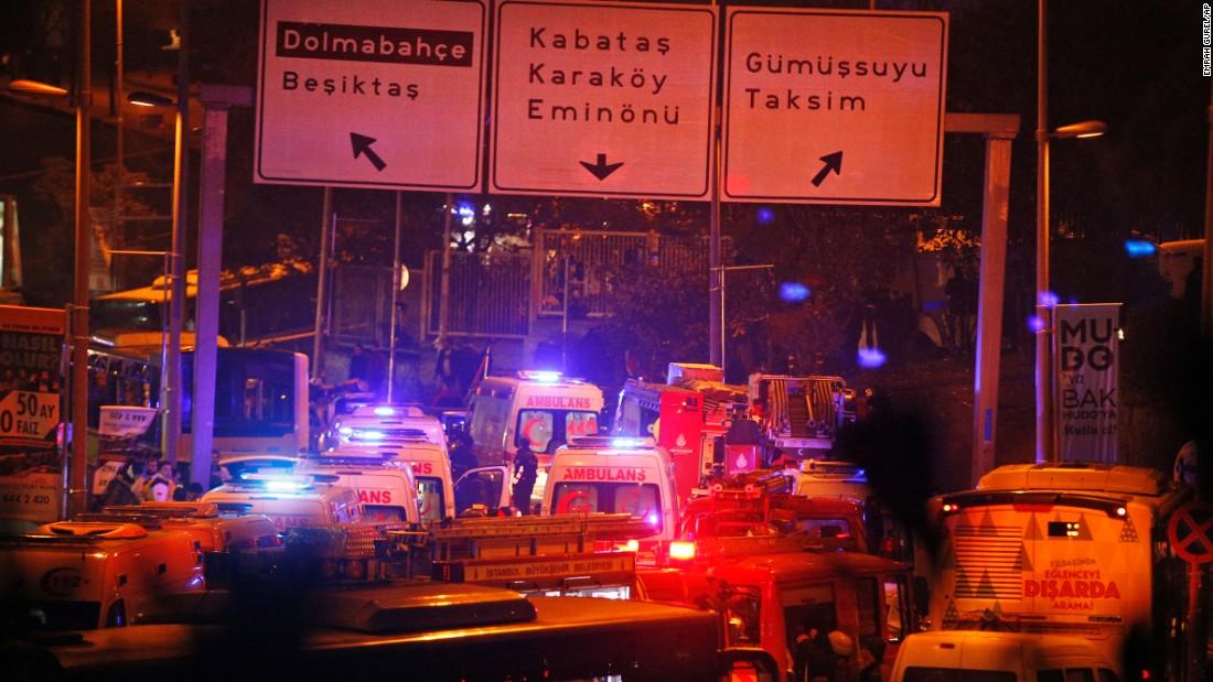 Turkey's bloody year