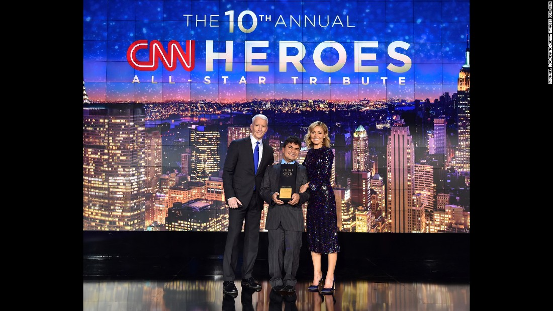 2016 Hero of the Year: Dreaming is worth it
