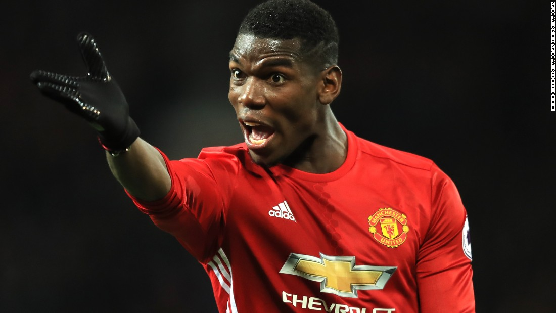 Manchester United cleared over Paul Pogba transfer