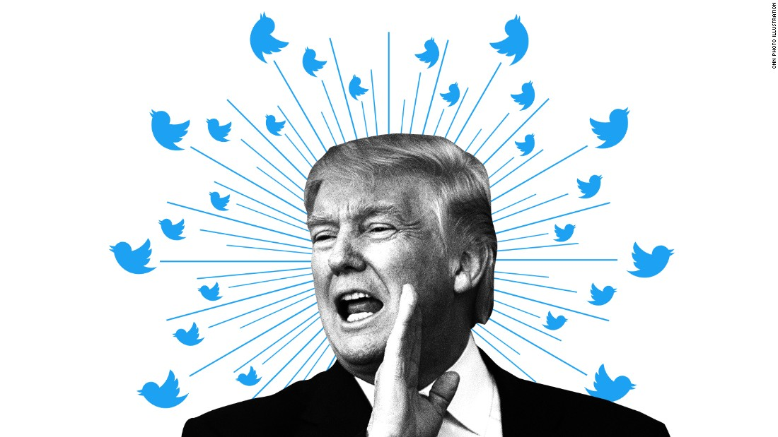 Twitter and Trump: Marriage of man, message and machine