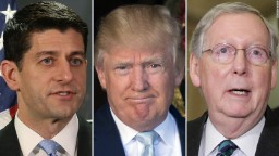 Republican Hill leaders on DACA: 'There's no agreement'