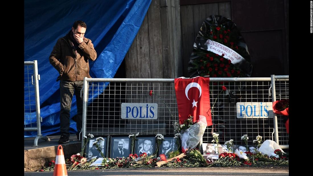 Istanbul attack suspect 'confesses'