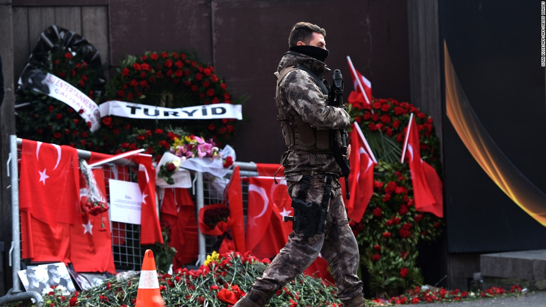 ISIS leader associate linked to Istanbul nightclub strike killed