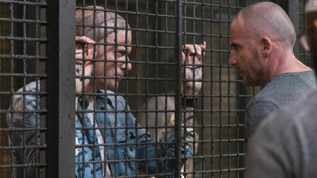'Prison Break' return: 'This wasn't a reboot. This was a rebirth'