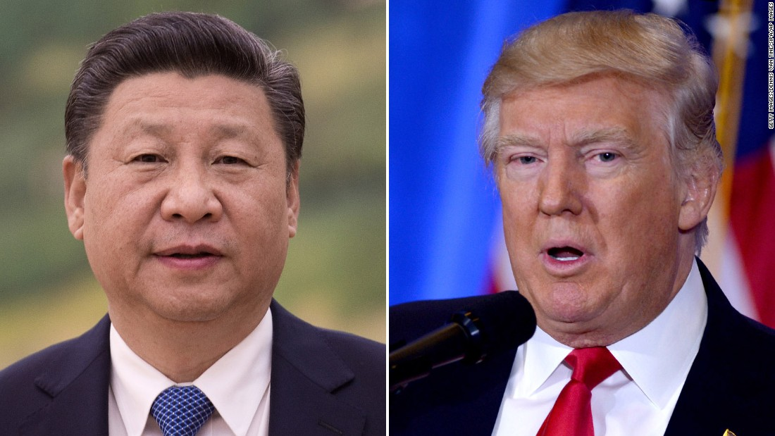 China to Trump: 'One China' policy will stay