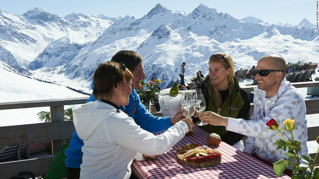 Davos: How to party like a world leader