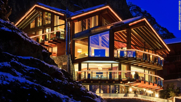 11 of the best luxury ski chalets in Europe