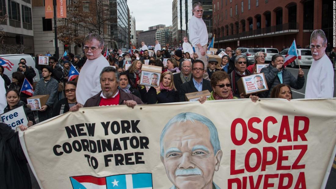 Obama commutes FALN member's prison sentence