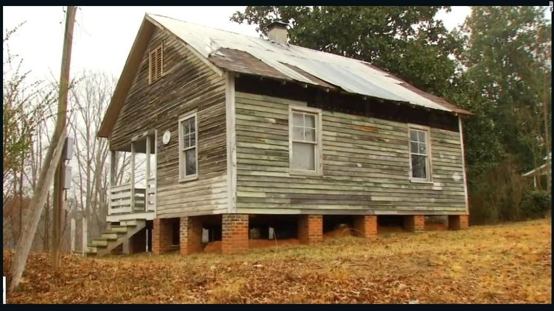 Nina Simone's childhood home for sale