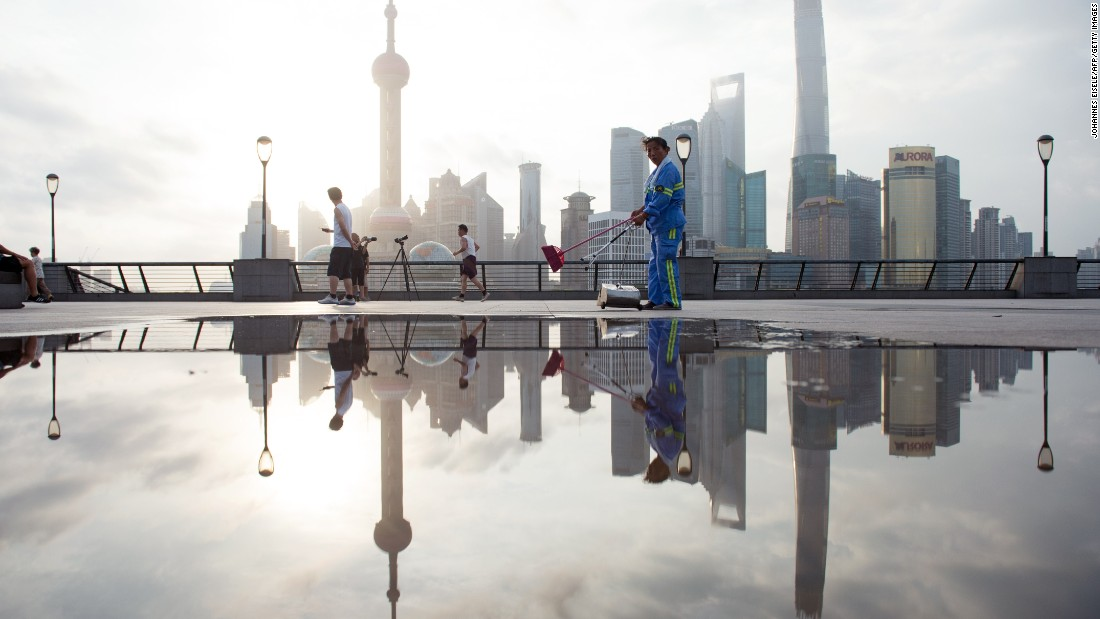 China's growth rate is 'uncanny'