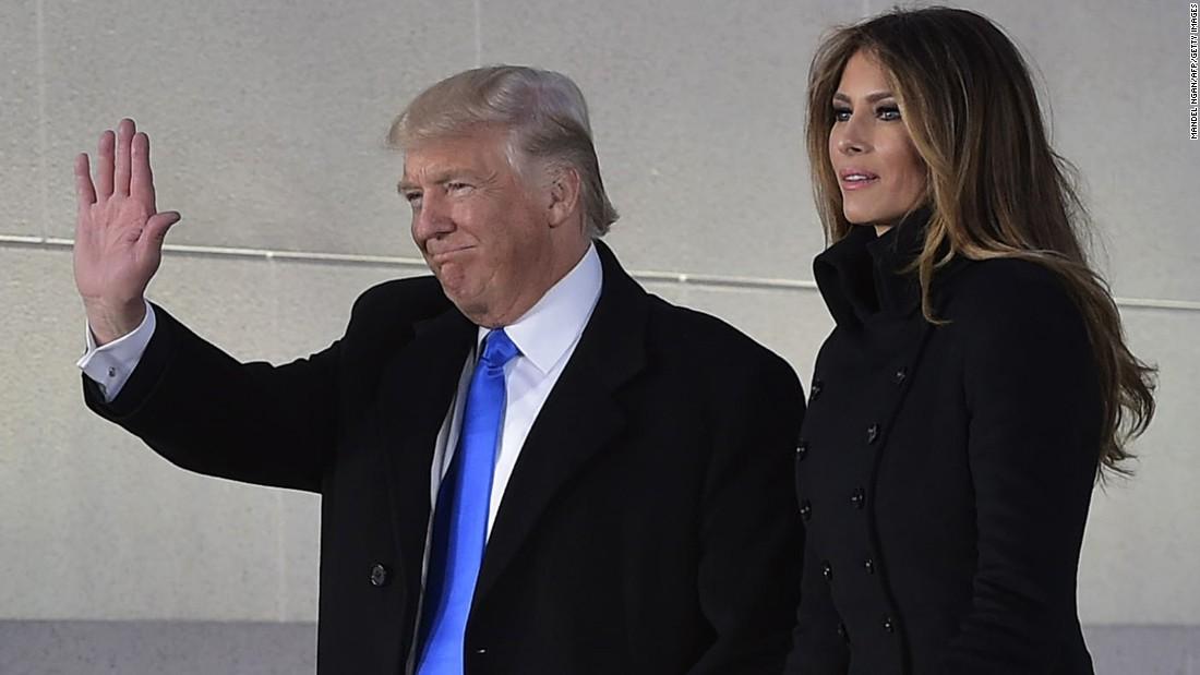 Trump hints at day 1 executive orders