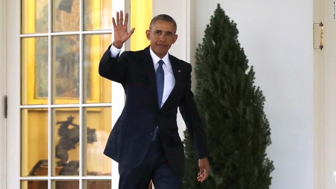 Obama last strike kills over 100 al Qaeda in Syria