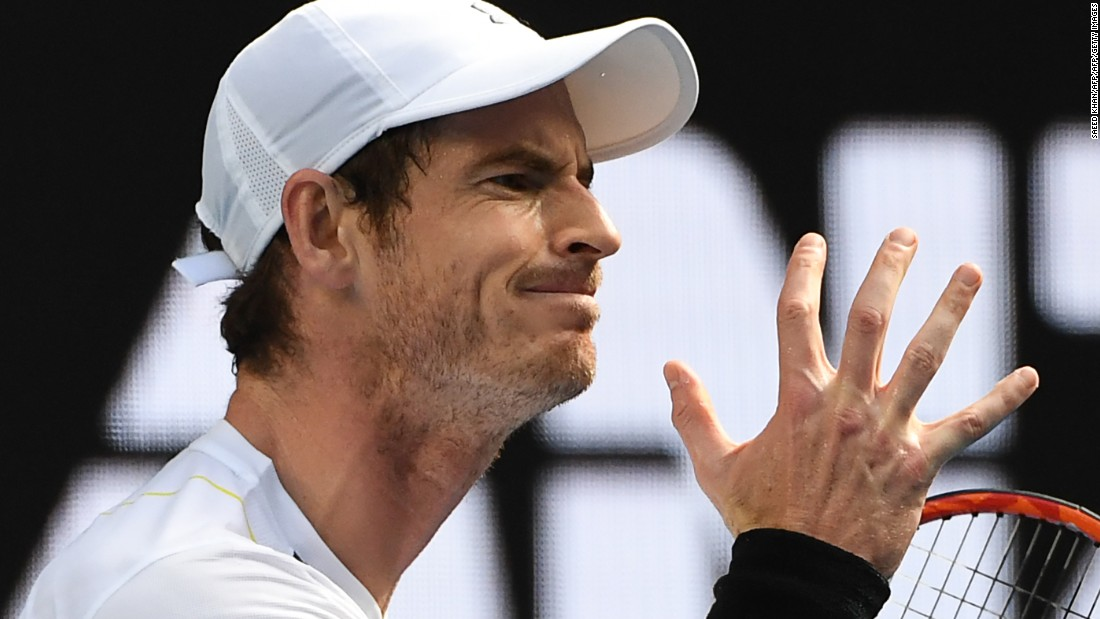 Murray leading the way in British tennis