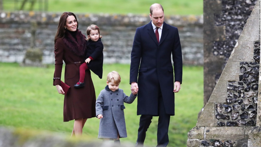 Will and Kate to move back to London