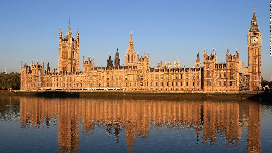 UK parliament to debate Brexit bill