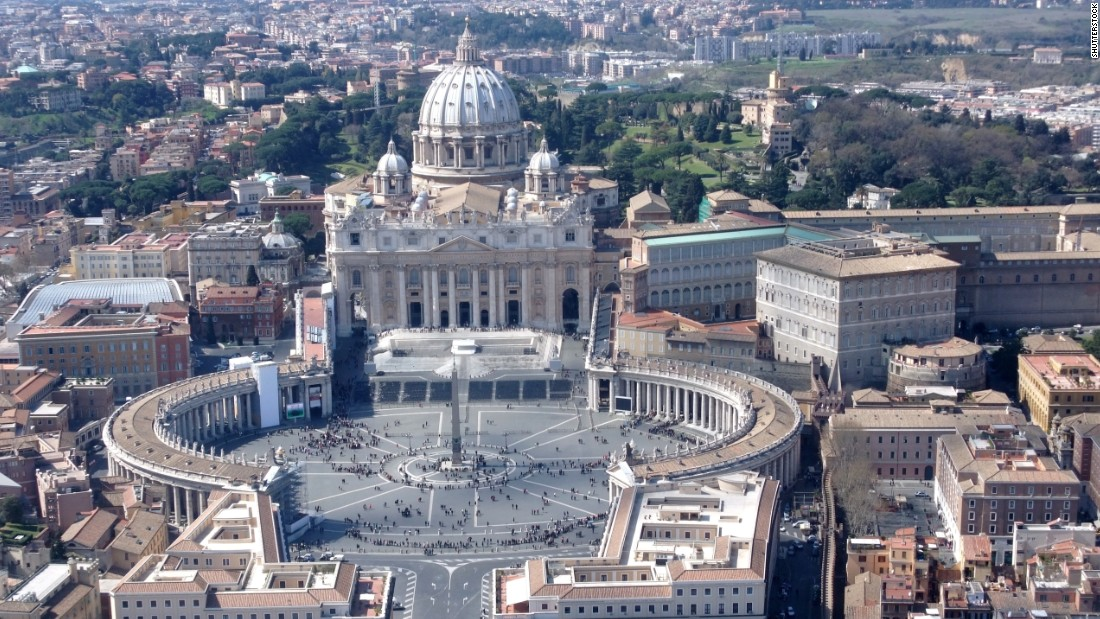 Pro-ISIS group threatens Vatican