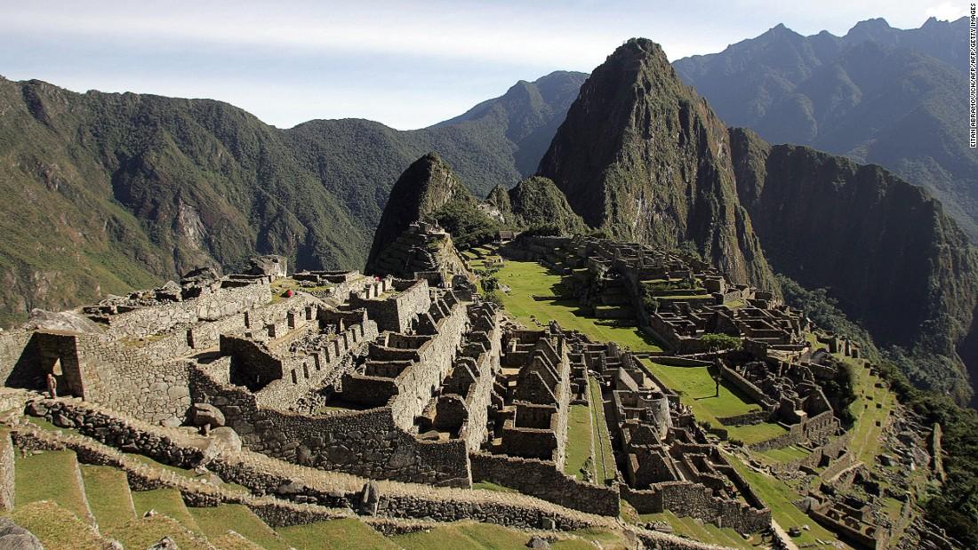 23 amazing ancient cities