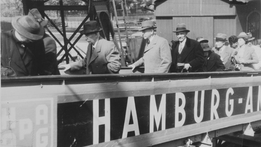 A refugee ship and the Holocaust's start