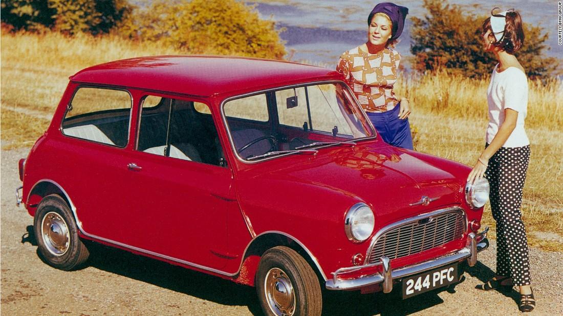 Bold, beautiful, iconic British design