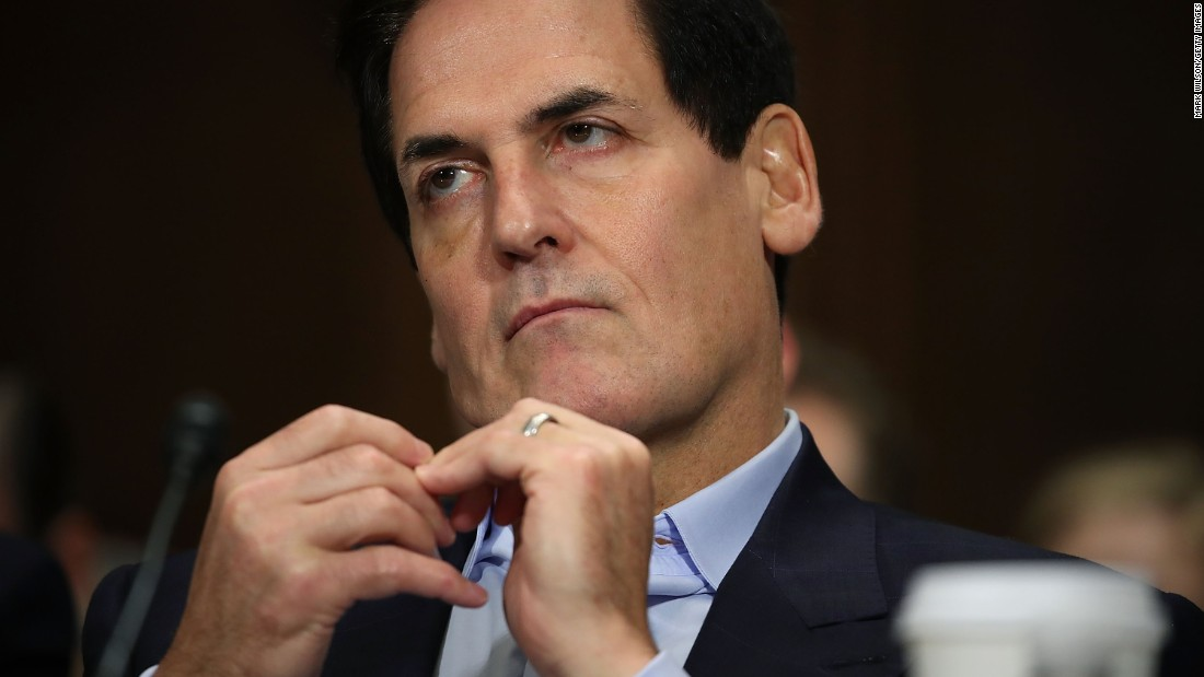 Mark Cuban: If I run in 2020, it would be as a Republican