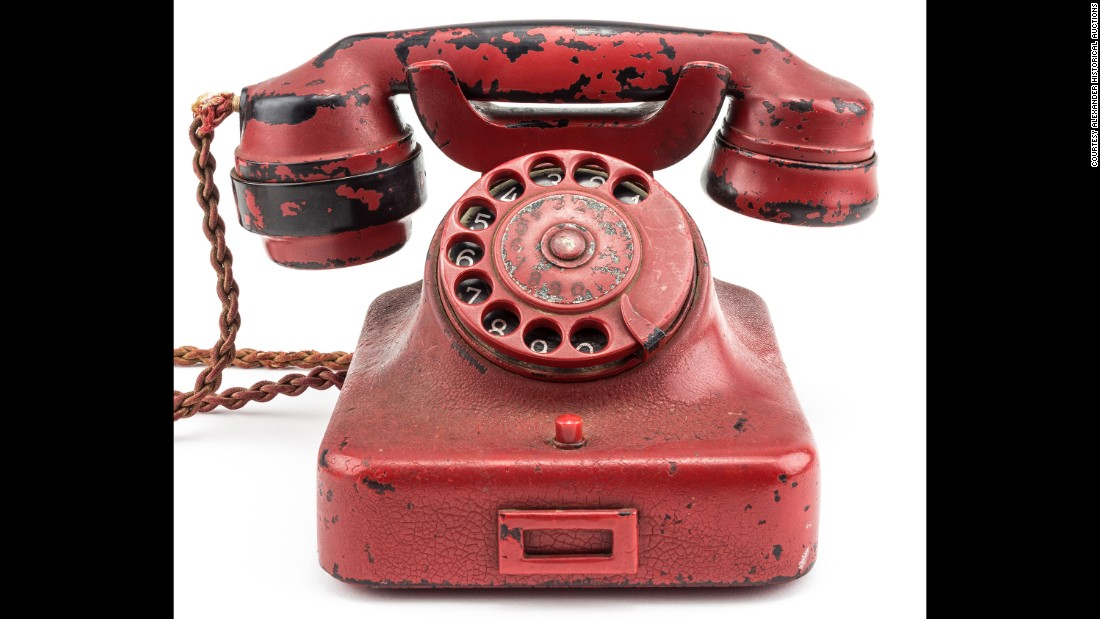 Hitler's phone sold for $243,000