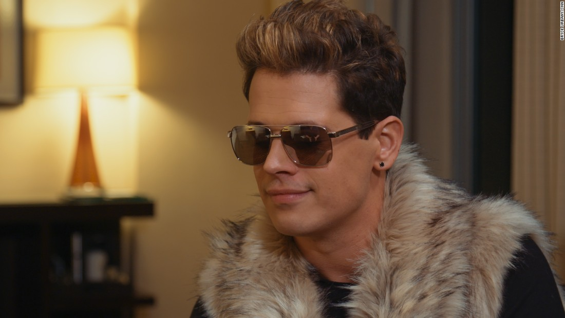 Milo booted from CPAC for sex abuse comments