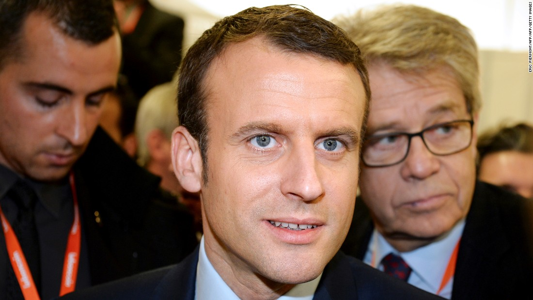 Macron: Next surprise president?