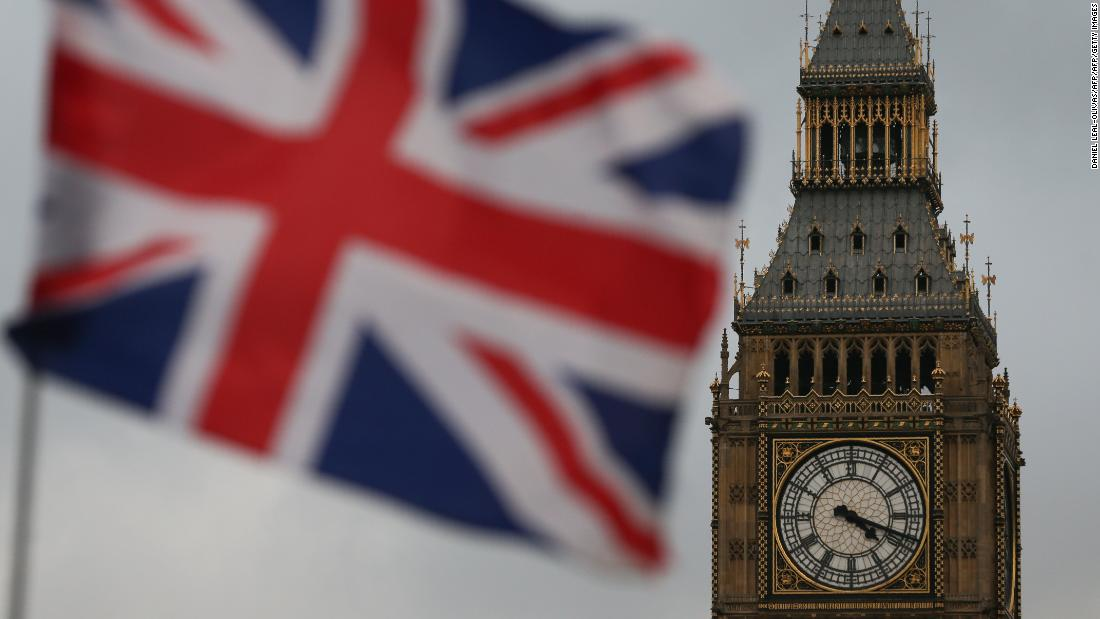 UK confirms date Brexit process will begin