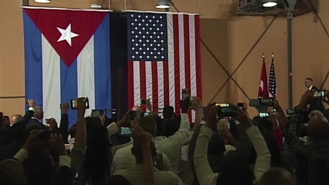 Cubans anxious about US relations under Trump
