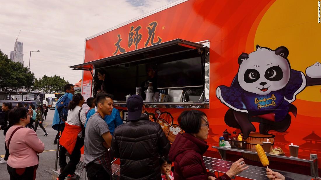 Finally, food trucks arrive in Hong Kong