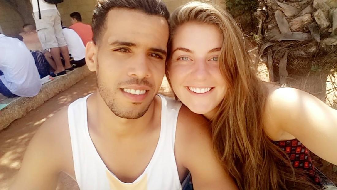Moroccan asylum seeker finds love in Greece