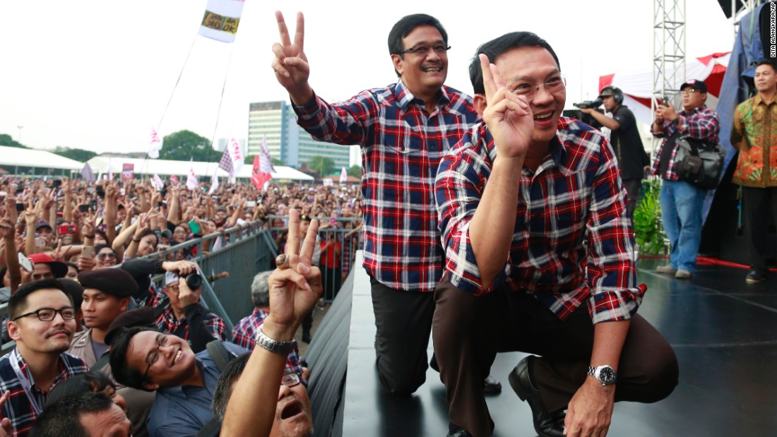 This election could change face of Indonesia