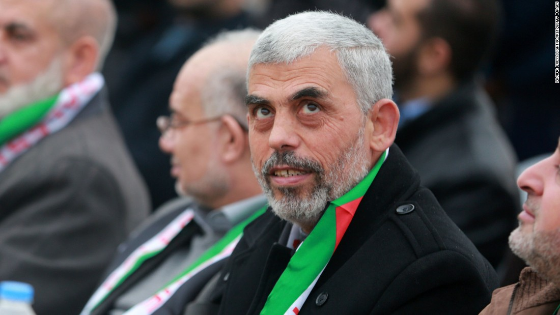 New Gaza leader raises fear of confrontation