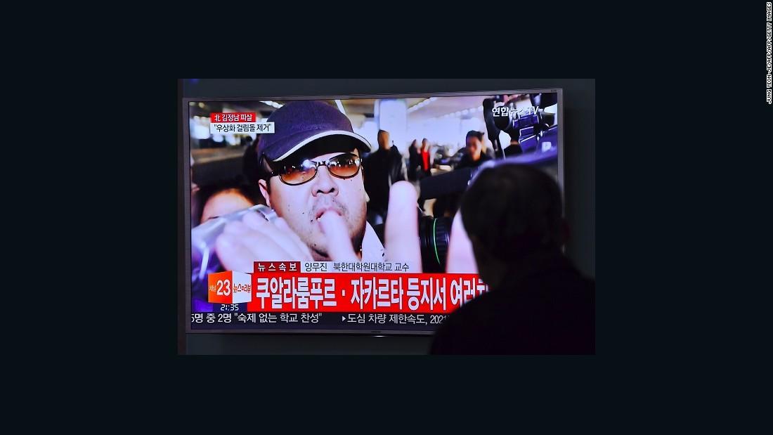 Kim Jong Nam's death: Timeline