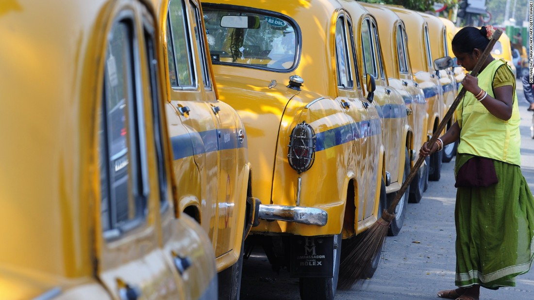 Indians lament sale of iconic Ambassador car