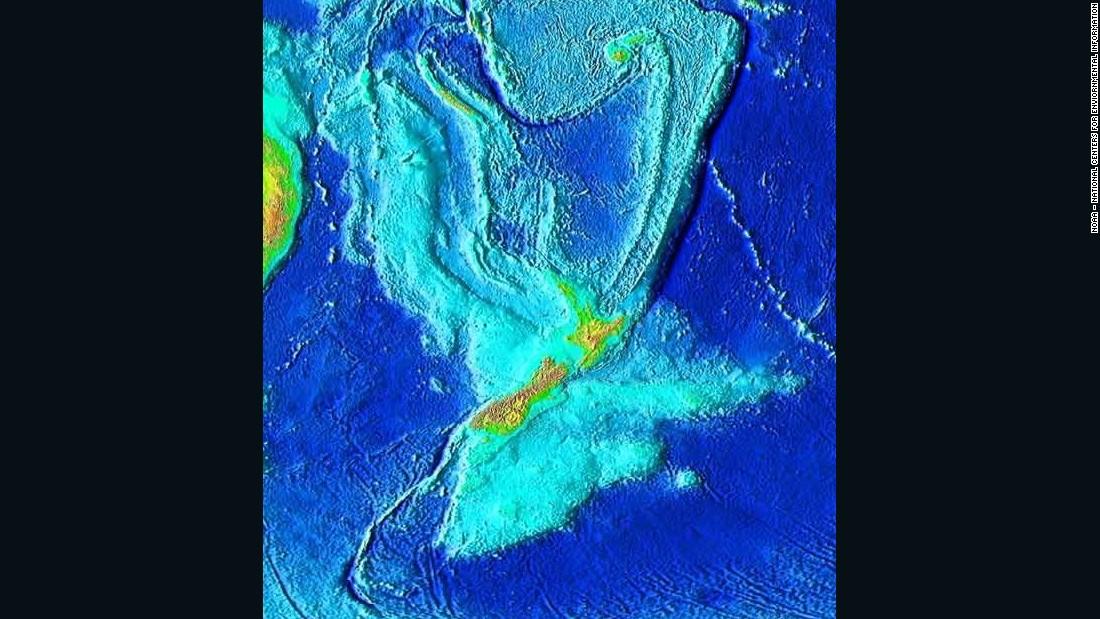 Meet Zealandia: Earth's latest continent