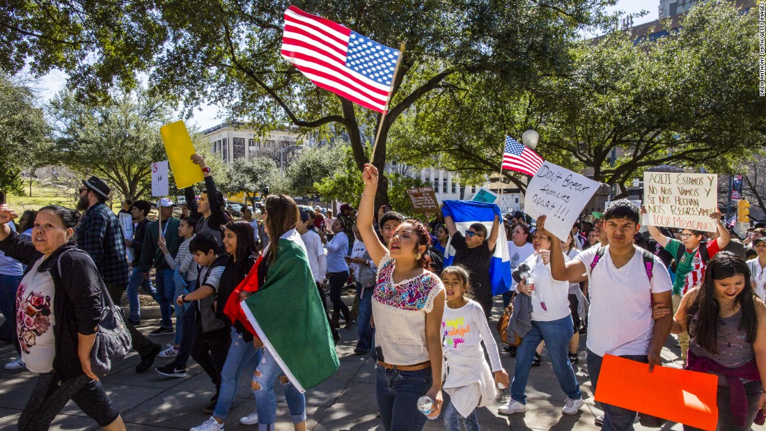 Workers fired over 'Day Without Immigrants' protest