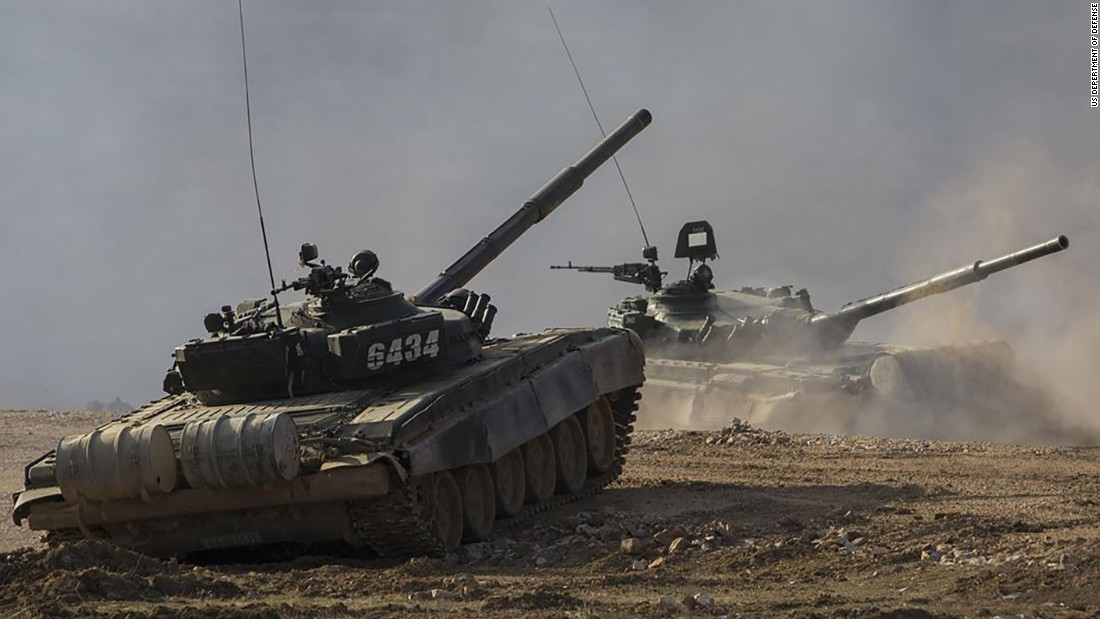 NATO operation: US troops deploy to Bulgaria