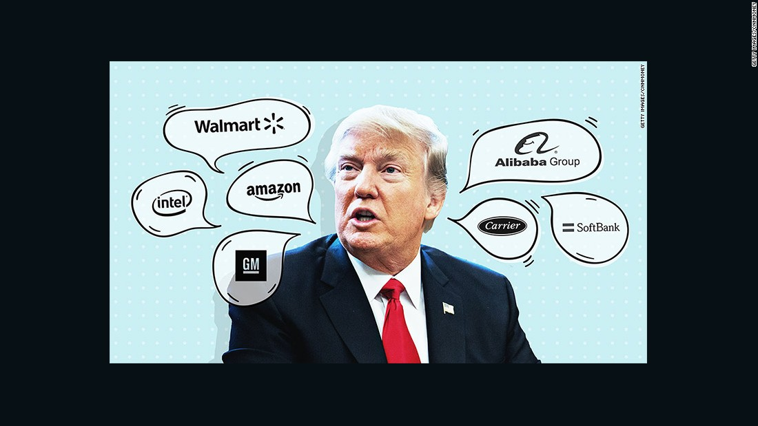 Trump and jobs: A running fact check