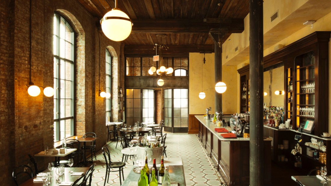 Brooklyn's cool hotels and hot hangouts