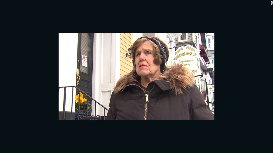 Woman, 76, fined for snow on sidewalk