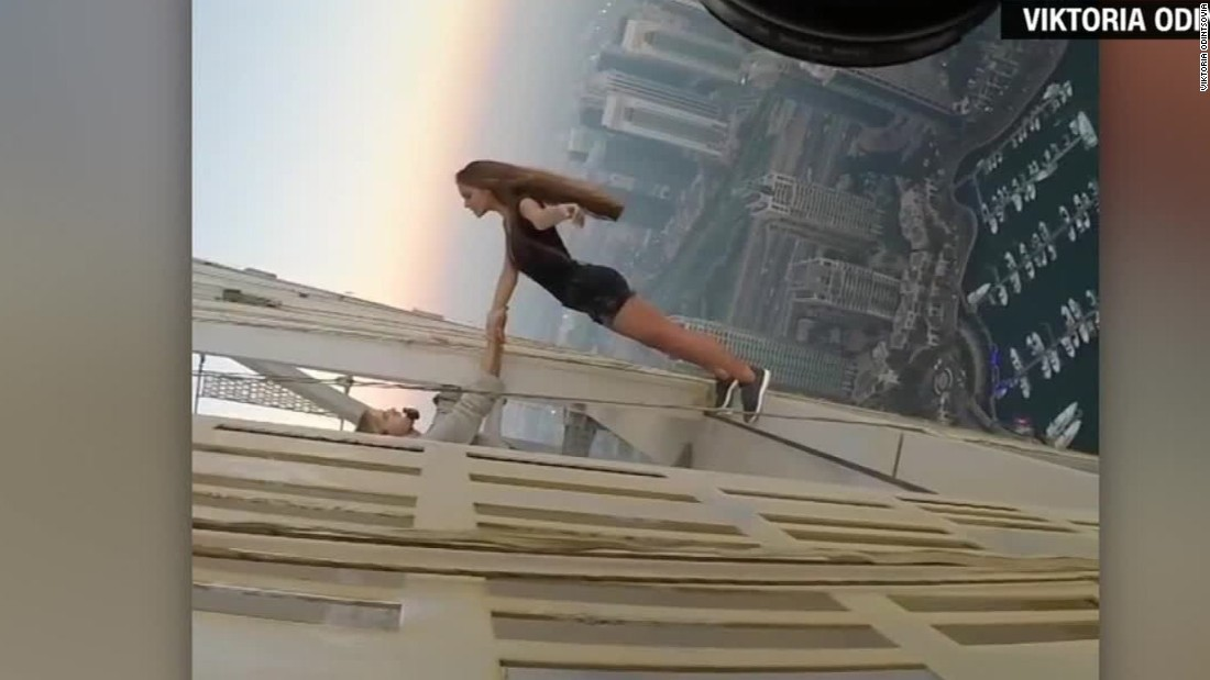 Death-defying photoshoot condemned