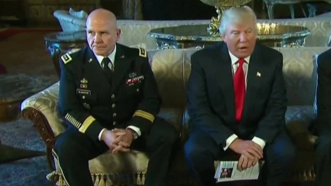 Who is Lt. Gen. H.R. McMaster?
